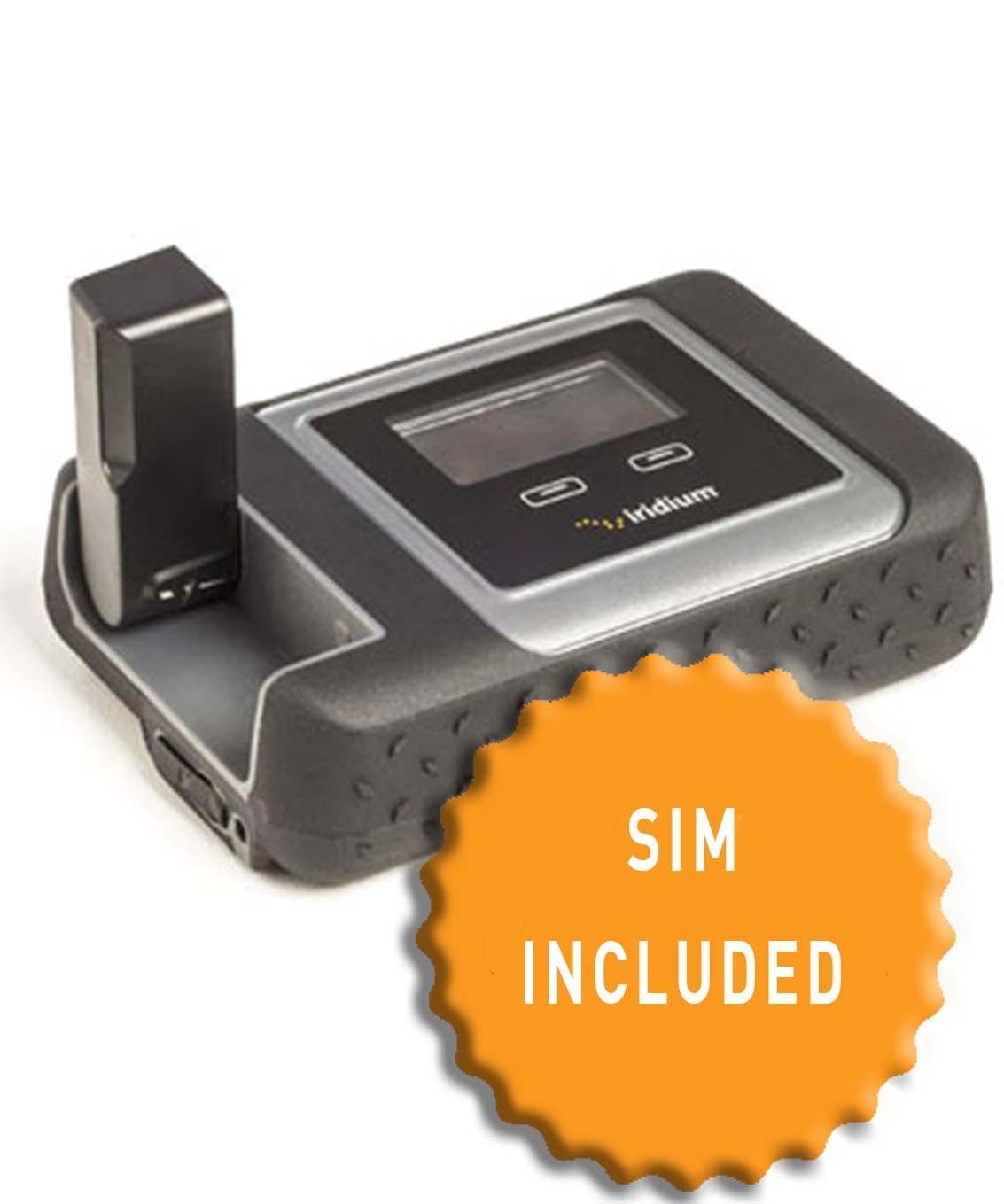 Iridium GO! and SIM