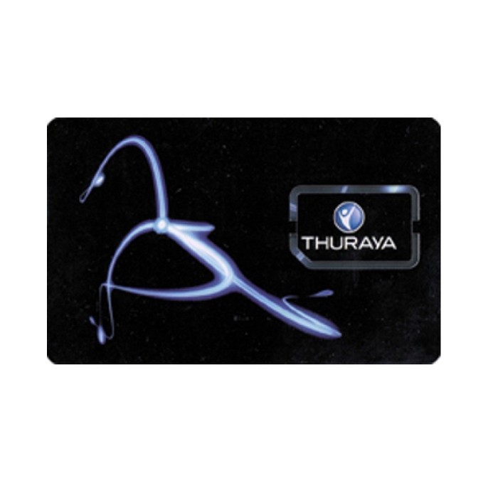 Sim Card Thuraya Classic Plus