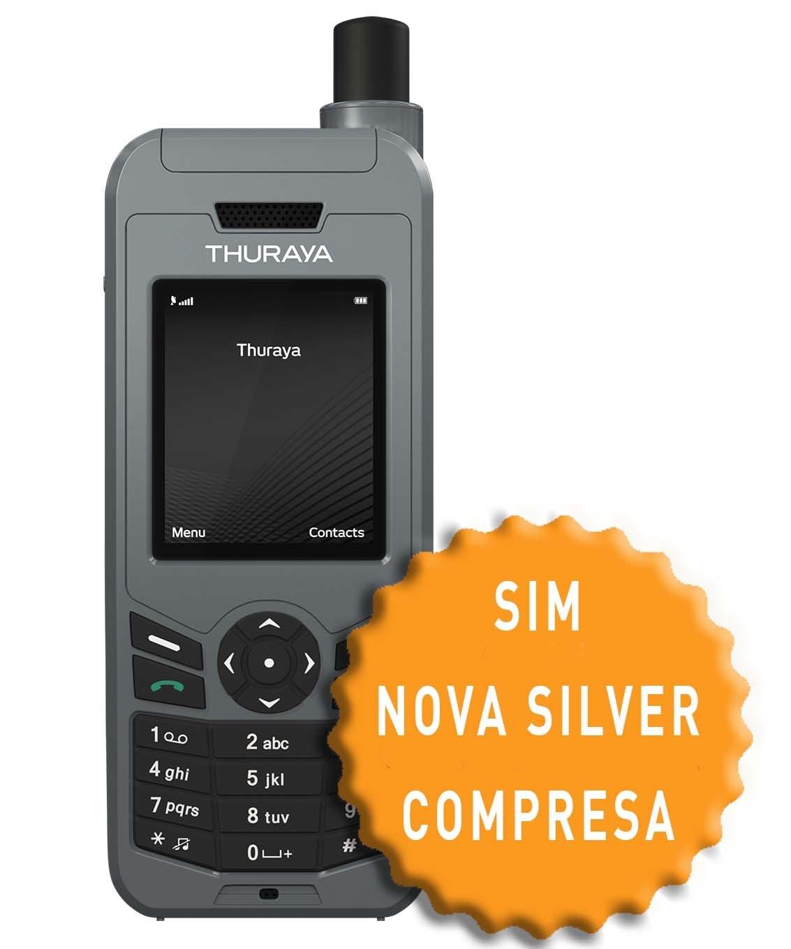 Thuraya XT-LITE compresa SIM NOVA PLUS