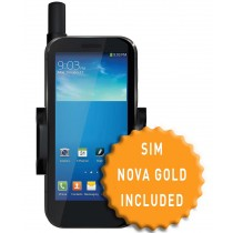 Thuraya SatSleeve+ with SIM and 130 Traffic Units