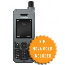 Thuraya XT-LITE and SIM with 130 Units