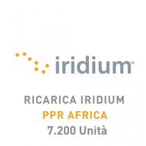 Ricarica PPR AFRICA da 7.200 unità/crediti