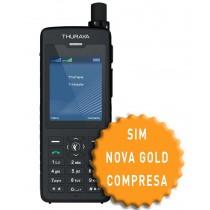 Thuraya XT-PRO DUAL e SIM con 130 Unità