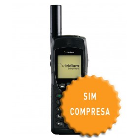 Iridium 9555 con SIM