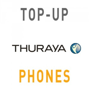 Thuraya Standard Top-up