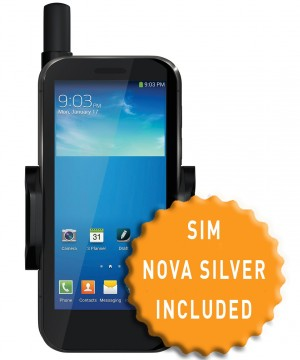Thuraya SatSleeve+ AND SIM WITH 20 Units