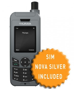 Thuraya XT-LITE and SIM with 20 Units