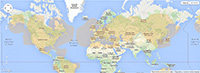 Globalstar - Copertura Satellitare