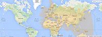 Thuraya - Copertura Satellitare